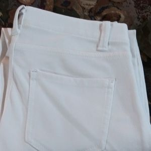NWOT White tights